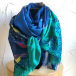 Amazing multi coloured scarf