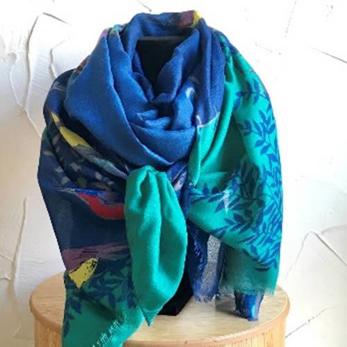 Amazing multi coloured scarf