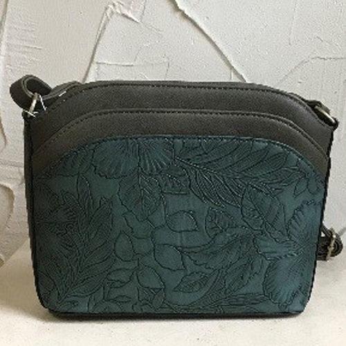 26cm x 20cm olive green shoulder fashion bag