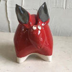 Funky 14cm red hare