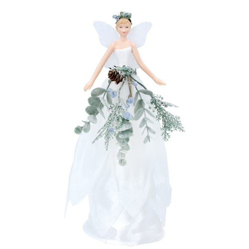 Christmas fairy tree topper