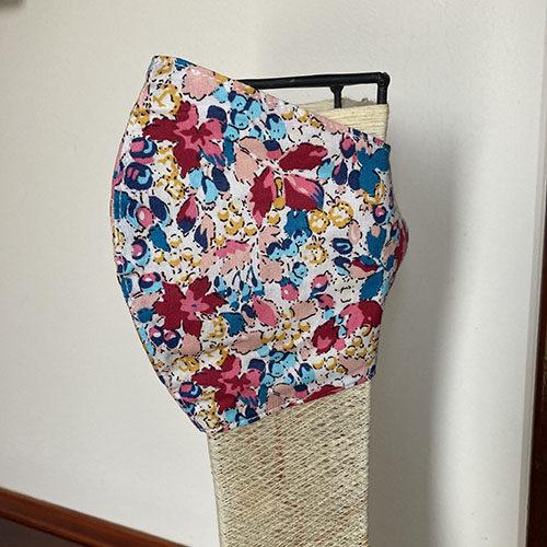 003 summer flower mask